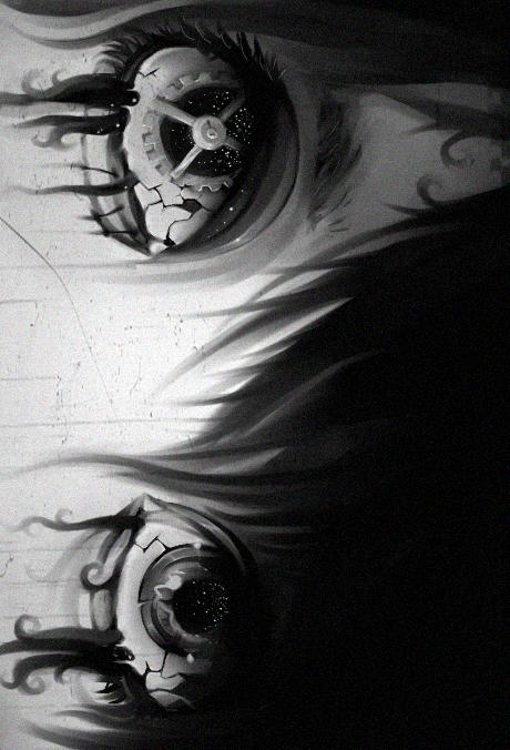Yuruppe Sama Via Tumblr Anime Artwork Dark Anime Anime Eyes