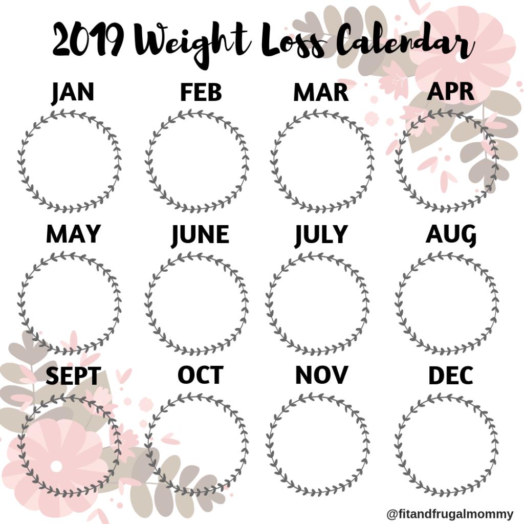 Weight Loss Calendar 2022.Pin On Bullet Journal