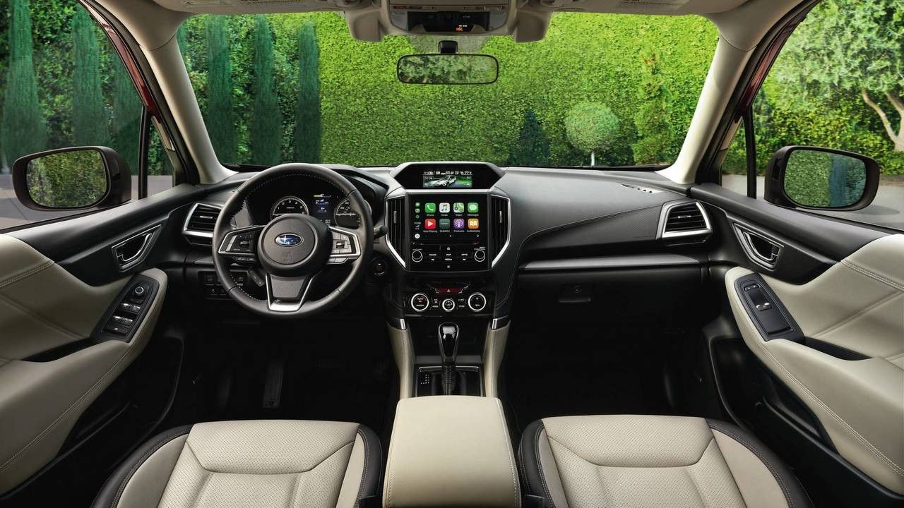 2020 Subaru Forester Interior Exterior di 2020 Mobil