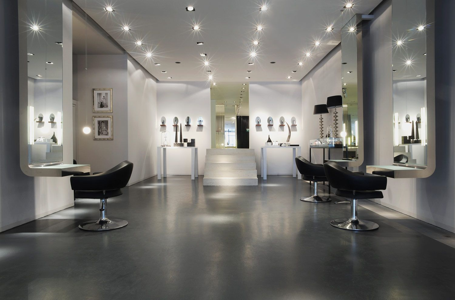 Shan Rahimkhan Berlin Shan Rahimkhan Is A Gorgeous Salon In Berlin, Beautifully Design And Great Service. | Beauty Design, Design, Home Decor
