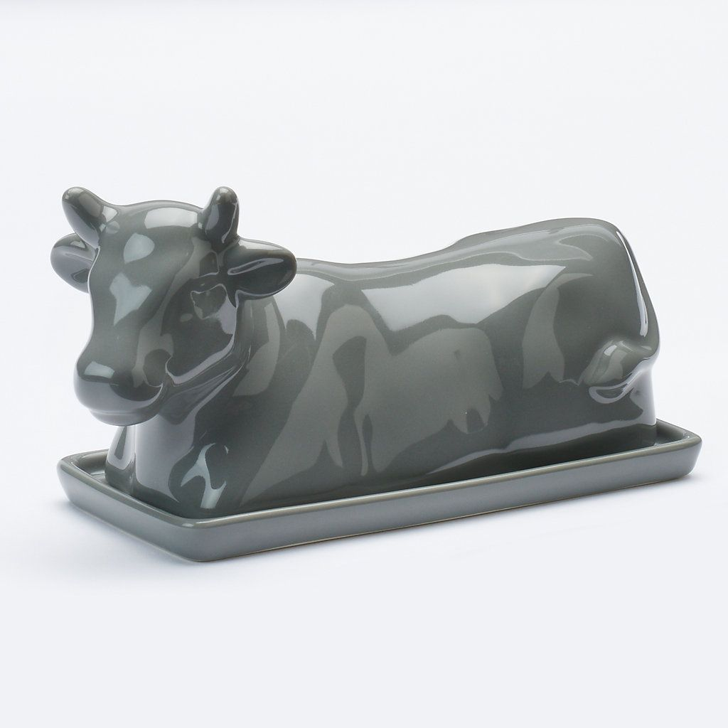 Keep your butter fresh with this Food Network cow butter dish. & Food Network™ Cow-Shaped Butter Dish | Wishlist - Home | Pinterest ...