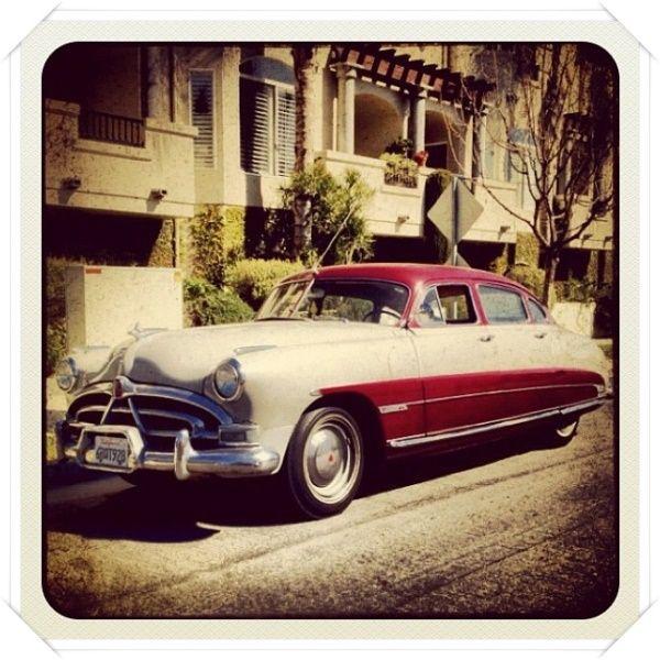 1950 Hudson Hornet