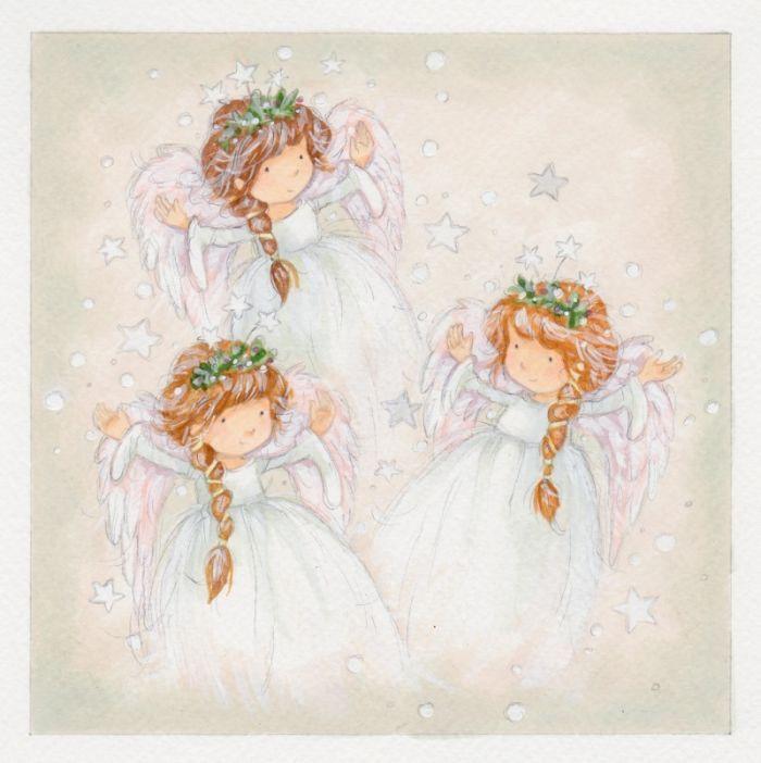 Annabel Spenceley - Angel Trio