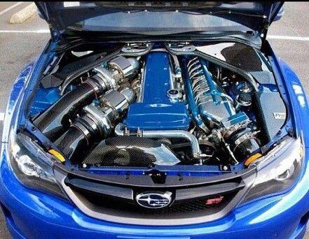 2017 Subaru Wrx Sti Full Custom With Twin Turbo Engine Swap Lisa