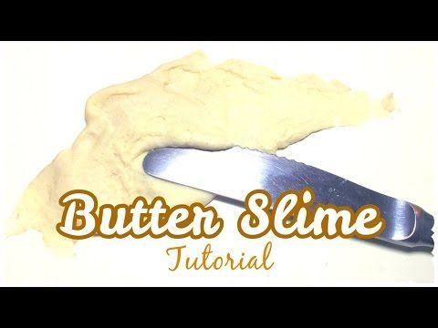 BUTTER SLIME con la FARINA! Morbido come il BURRO | SENZA ingredienti che irritano la pelle! - YouTube