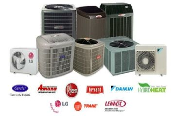 We Work With All Manufacturers For Ac Installation In Gilber