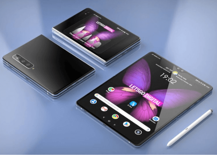 سامسونج تخطط لدعم هاتف Galaxy Fold 2 القادم بقلم Stylus سامسونج تخطط لدعم هاتف Galaxy Fold 2 القادم بقلم Stylus Samsung Galaxy Samsung Galaxy