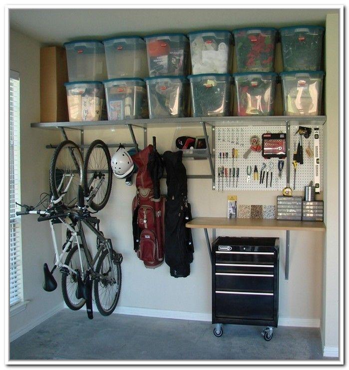 Garage Storage Ideas For Sports Equipment