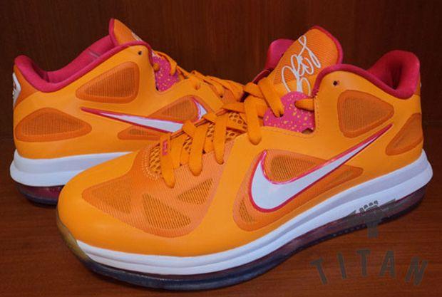 0d88e0ddd3f4 Nike LeBron 9 Low