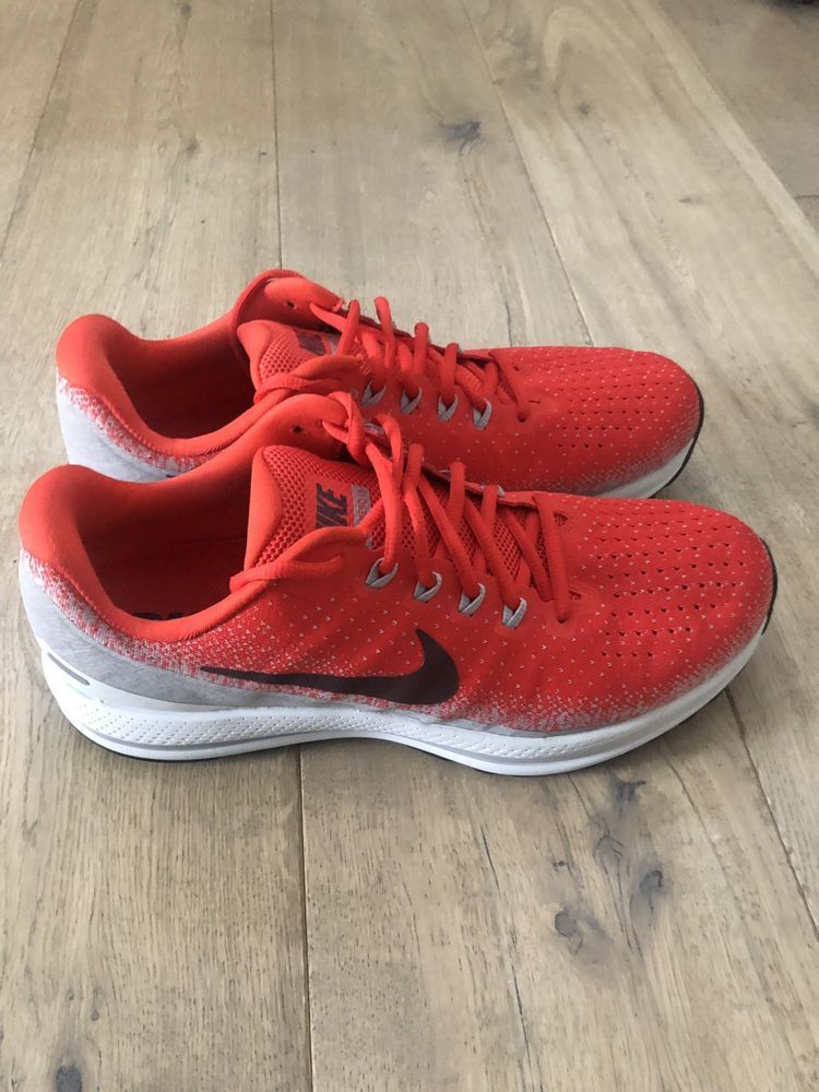 9531dca682b3 NEW Nike Air Zoom Vomero 13 Men s Running Shoes Sz 11 Red grey white   fashion  clothing  shoes  accessories  mensshoes  athleticshoes (ebay link)