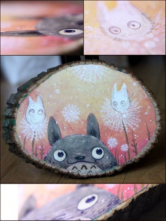Love This Like and Share this with your friends  Follow us if you are Totoro fan  see more in