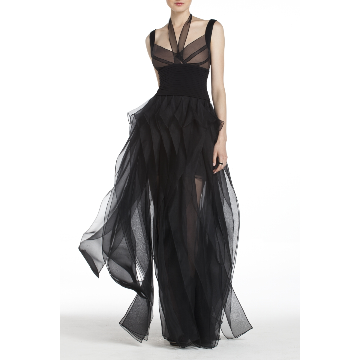 BCBGMAXAZRIA - SHOP BY CATEGORY: DRESSES: VIEW ALL: HERVE GOWN | My ...