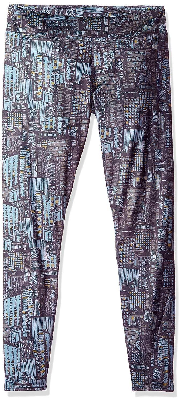 Women's MTF4000 Fiesta Print Tights - Structure - Small - C612CQDO0ZB - Sports & Fitness Clothing, W...