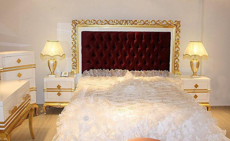 Pin By Asortie Mobilya On Milano Klasik Yatak Odası