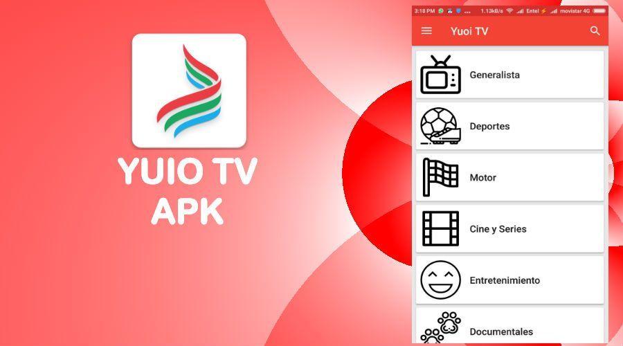 Descargar Yuoi Tv Apk Para Ver Televisión De Celulares Y Tablet Android 2018 Aplicación Compatible 100 Con Tv Box Pc O Laptop C Documentales Tv Smart Tv