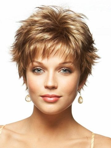 the razored ends make this hairstyle extra saucy with