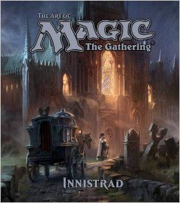 Артбук Иннистрад $25 https://www.amazon.com/Art-Magic-Gathering-Innistrad/dp/1421587807