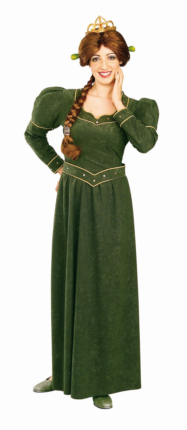Princess Fiona Costume  sc 1 st  Pinterest & Princess Fiona Costume | Jojou0027s Hen Party | Pinterest | Fiona ...