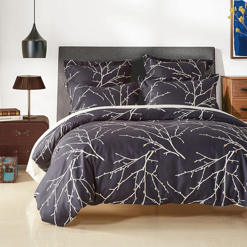 Mirofaser Bettwascheset Bettwaschegarnituren