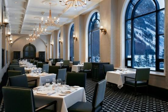 Fairview Dining Room in Lake Louise, Alberta | Fairview Dining ...