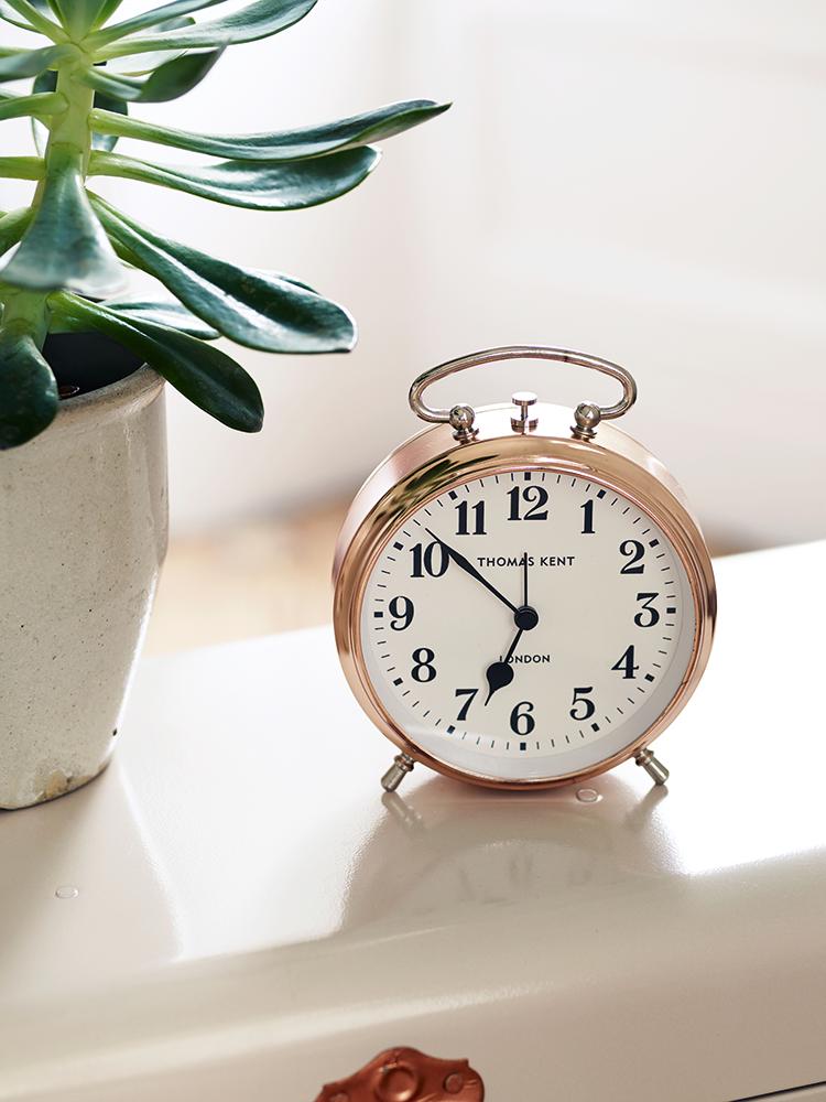 New Alarm Clock Copper Alarm Clock Clock Bedside Clock