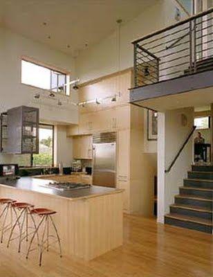 Cocina de la casa remodelacion de casas pinterest de for Remodelacion de casas