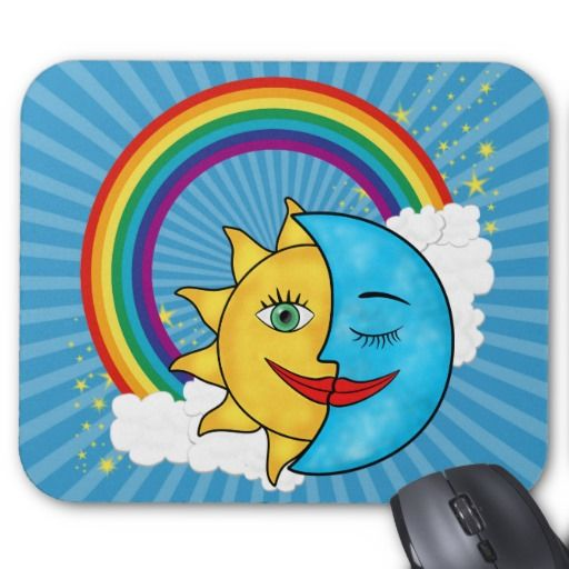 Open sky and field mousepad from Zazzle.