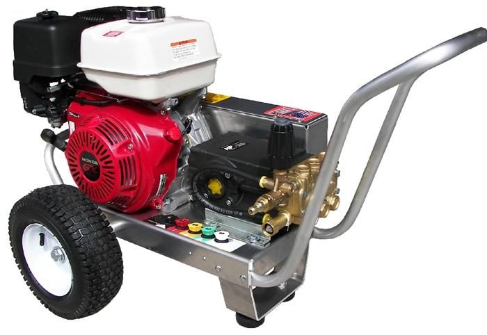 Eb4042hg Pressure Washer Gp Hp Series Pump 4300psi 4gpm Pressure Washer Belt Drive Gpm