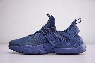 74fd104ab292 Nike Air Huarache Drift Prm Bule AH7334-400 Men s Footwear Running Shoes