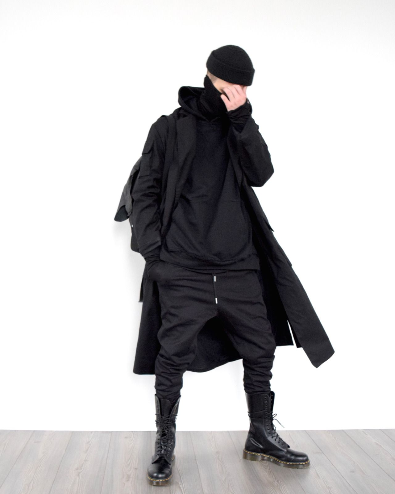 M X D V S — mxdvs: Matrix Ninja Fisherman beanie, Asos...