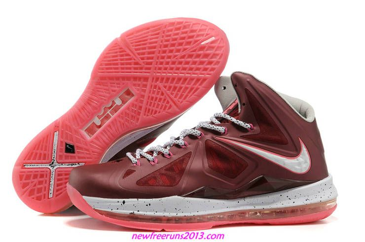 Newest Discount Nike Air Max LeBron X 10 Sneakers Outlet For Men in 72672