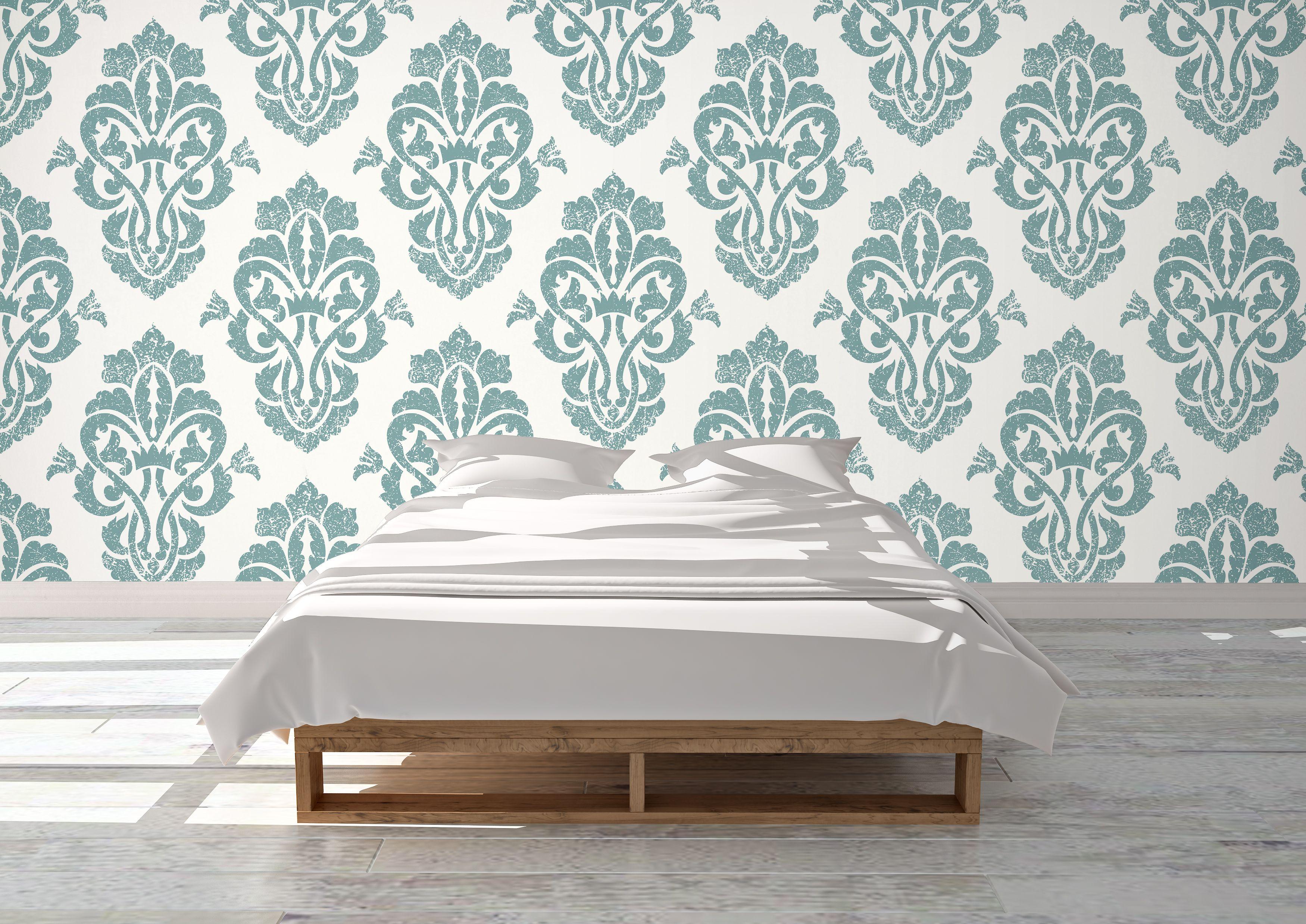 Self Adhesive Handmade Removable Wallpaper Home Decor Removable Wallpaper Wallpaper Decor