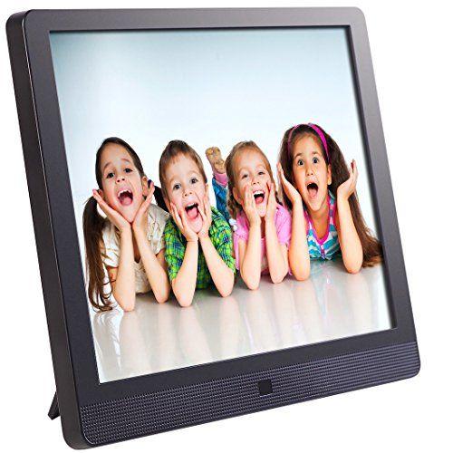 Pix-Star 15 Inch Wi-Fi Cloud Digital Photo Frame FotoConn... | Gifts ...