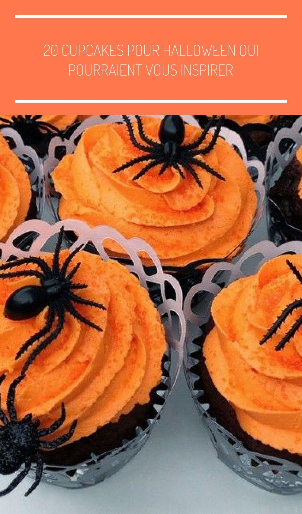 20 Cupcakes pour Halloween qui Pourraient vous Inspirer  Chambre237 halloween gateau 20 Cupcakes pour Halloween qui Pourraient vous Inspirer