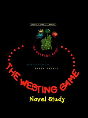 The Westing Game Novel Study 70+ pages from FreetoTeach on TeachersNotebook.com (79 pages)