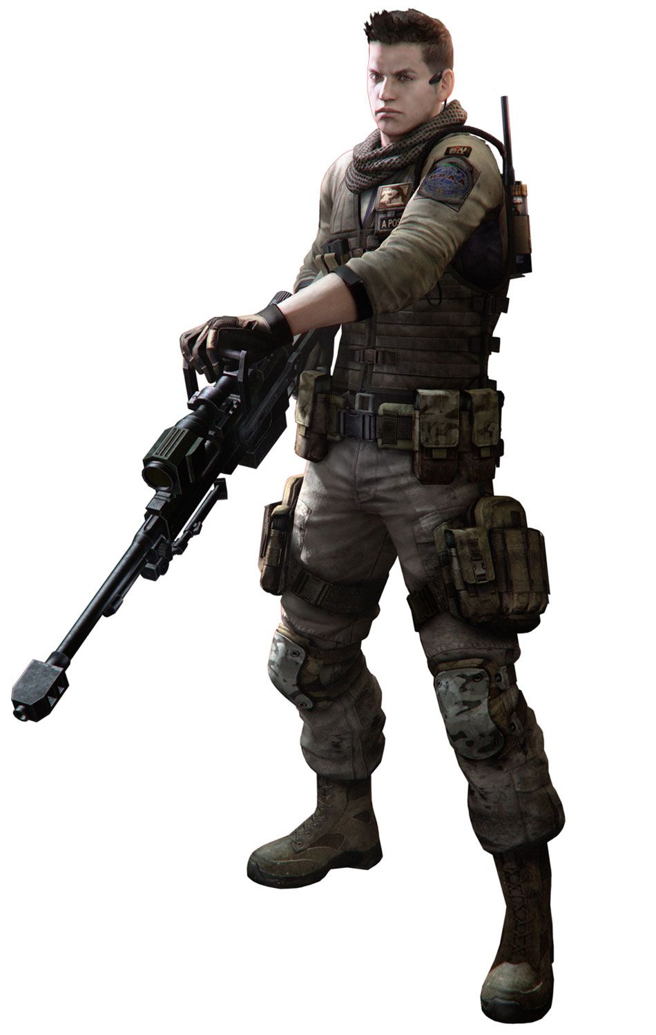 Piers Characters Art Resident Evil 6 Resident Evil Anime Resident Evil Resident Evil Leon