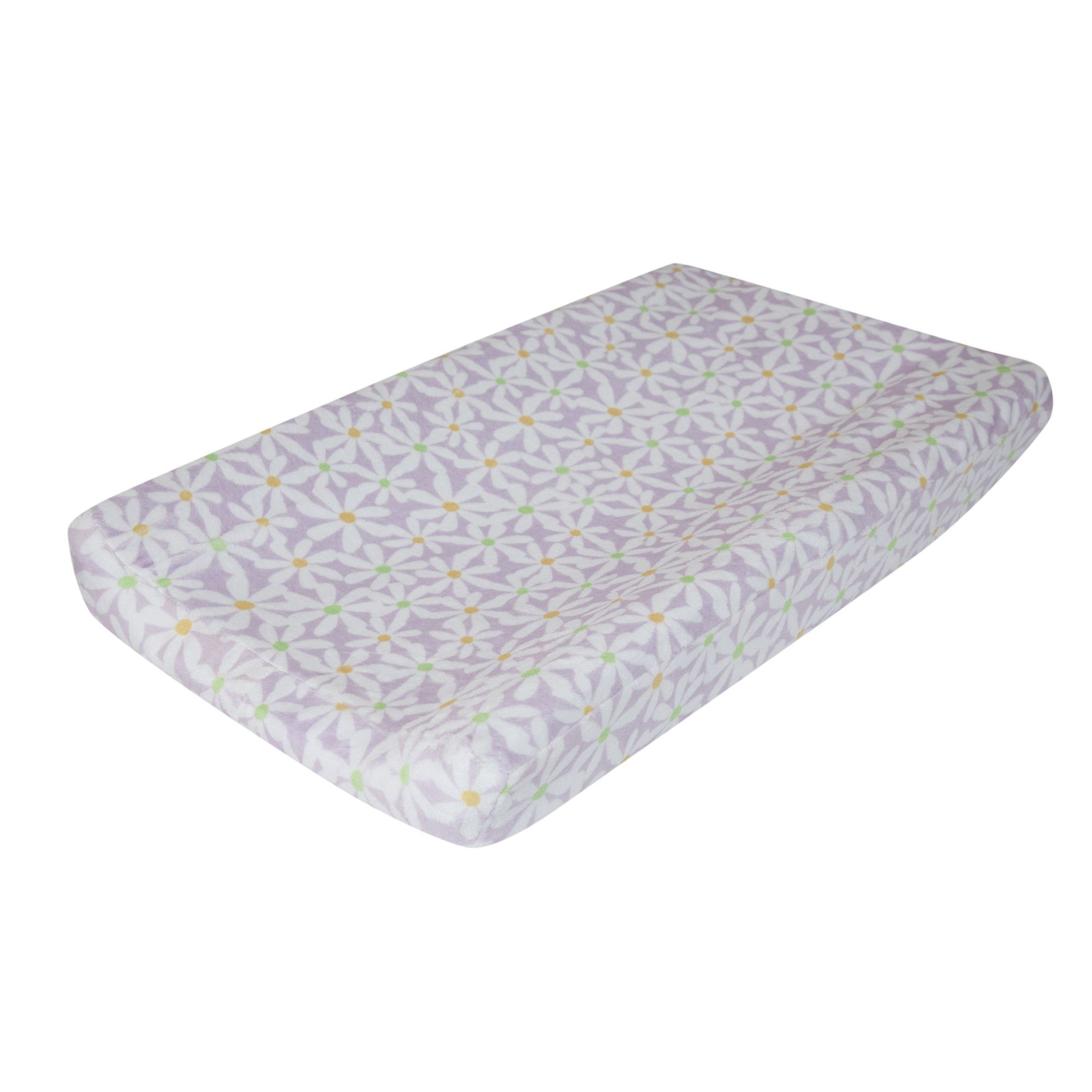 Ladybug Jungle Changing Pad Cover