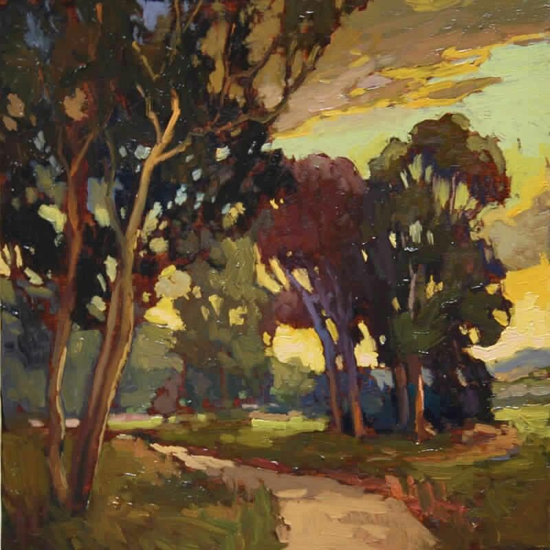 Arts And Crafts Landscape Paintings