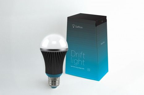 The Drift Light was designed using data from studies on circadian cycles...improved brain wave activity, hormone production, cell regeneration, and other biological activities. This smart bulb allows for a 37-minute dimming period, which mimics the setting of the sun and helps users maintain a consistent sleep cycle,.. This slow dim eases individuals to sleep naturally...helps children calm down gradually & prepares them to fall asleep when the lights reach their dimmest setting.
