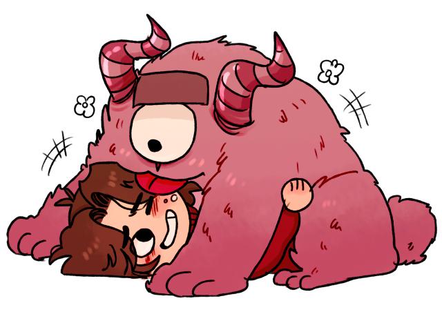 Monster Paul
