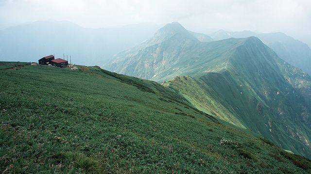 谷川岳肩ノ小屋 | Flickr - Photo Sharing!