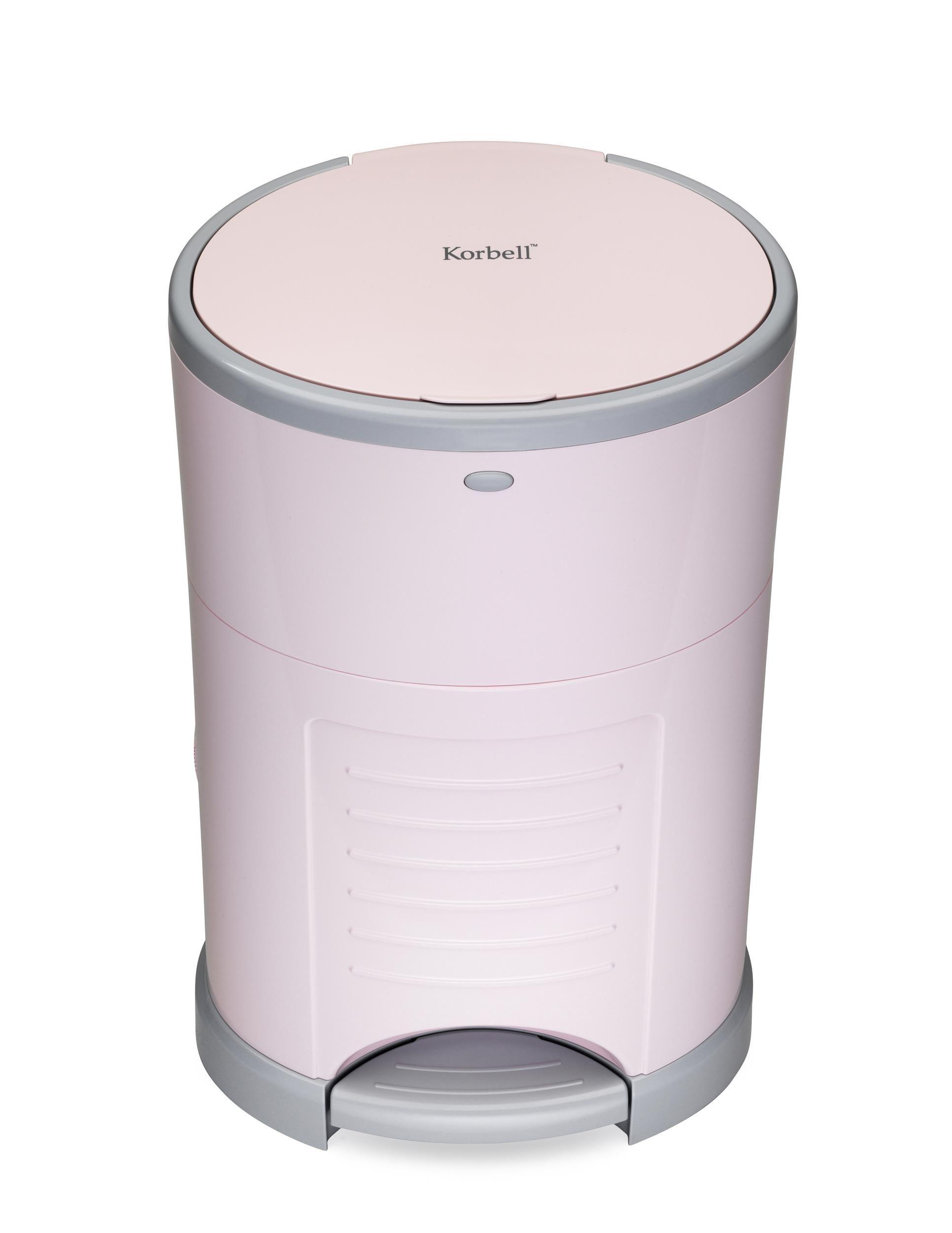 Luieremmer pink avec images poubelle chambre b b - Poubelle chambre bebe ...