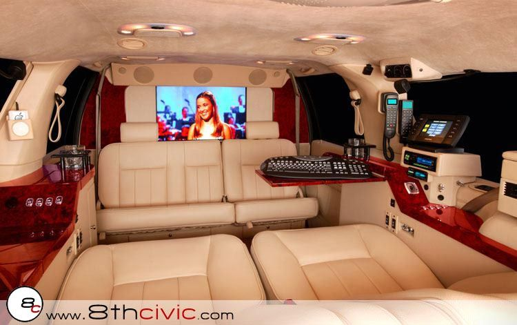 Back of the excursion luxury cars car luxury