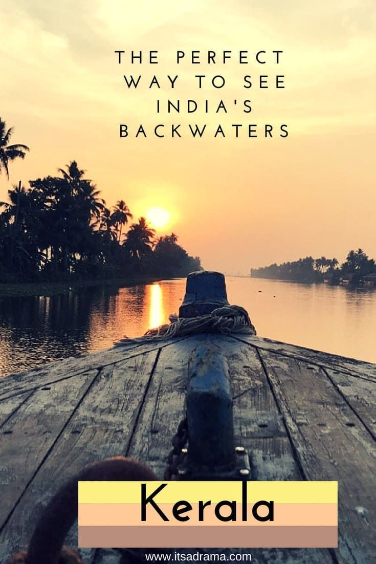 Don't Take An Alleppey Houseboat. You Can Do THIS Instead!