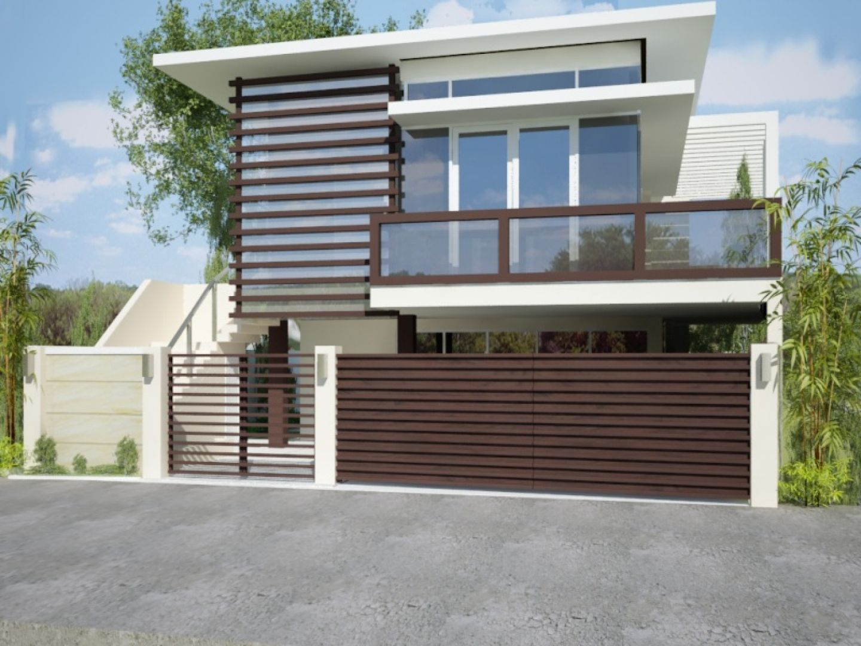 fence design. CONTEMPORARY FENCE | Fences Contemporary Fence Design\u2026 Design E