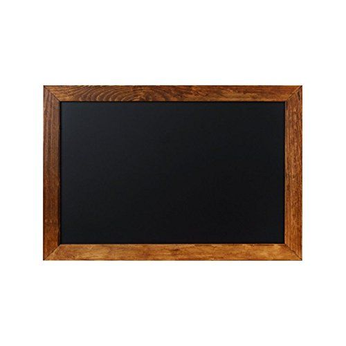 Kreidetafel A3 Braun 42 X 30 Cm Mit Rahmen Aus Holz Amazon De