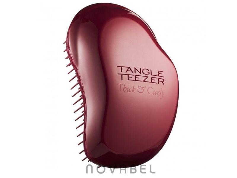 Tangle teezer pelo rizado