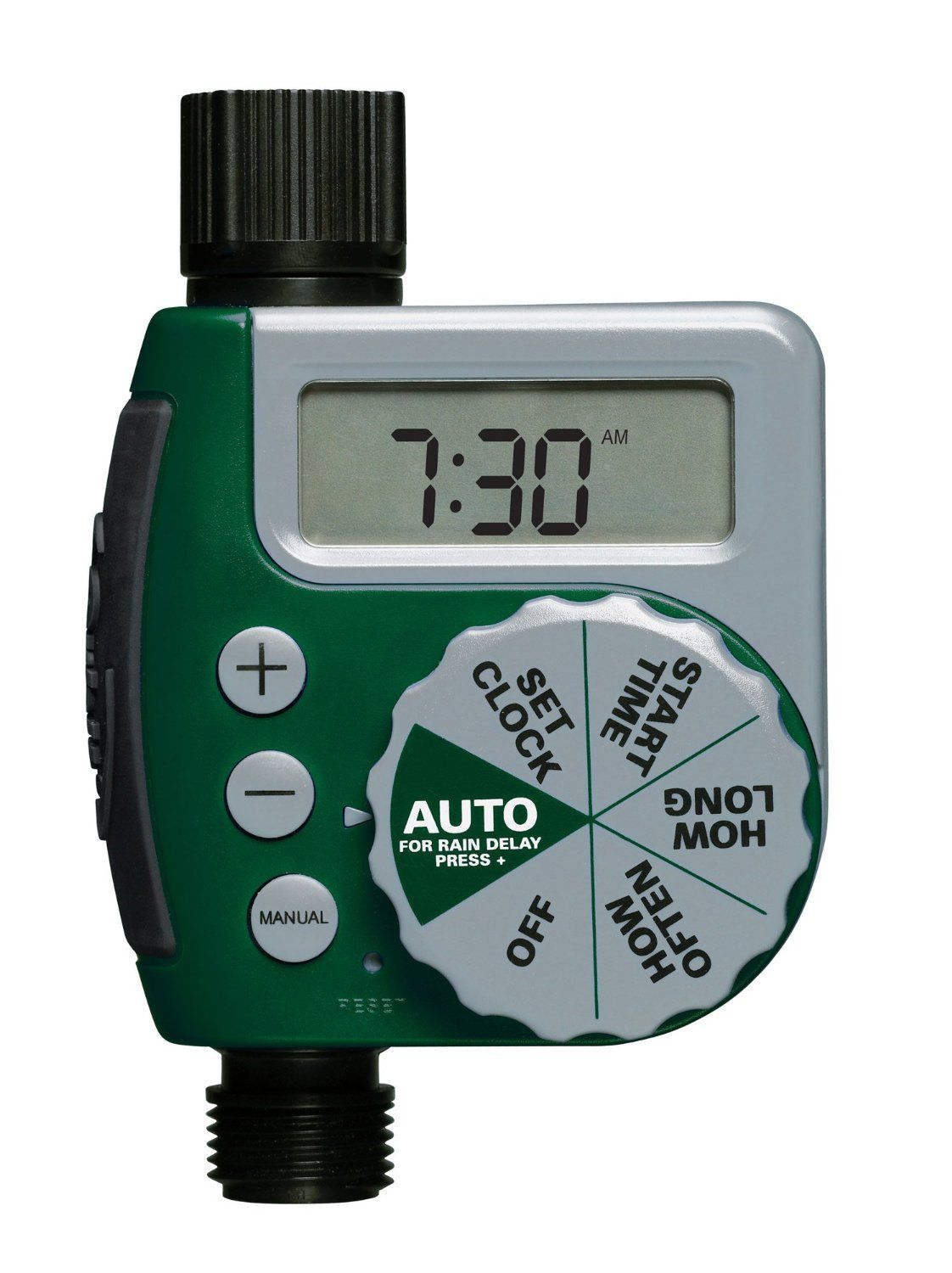 Amazon.com : Orbit 62061N-91213 Single-Dial Water Timer : Hose Timer ...