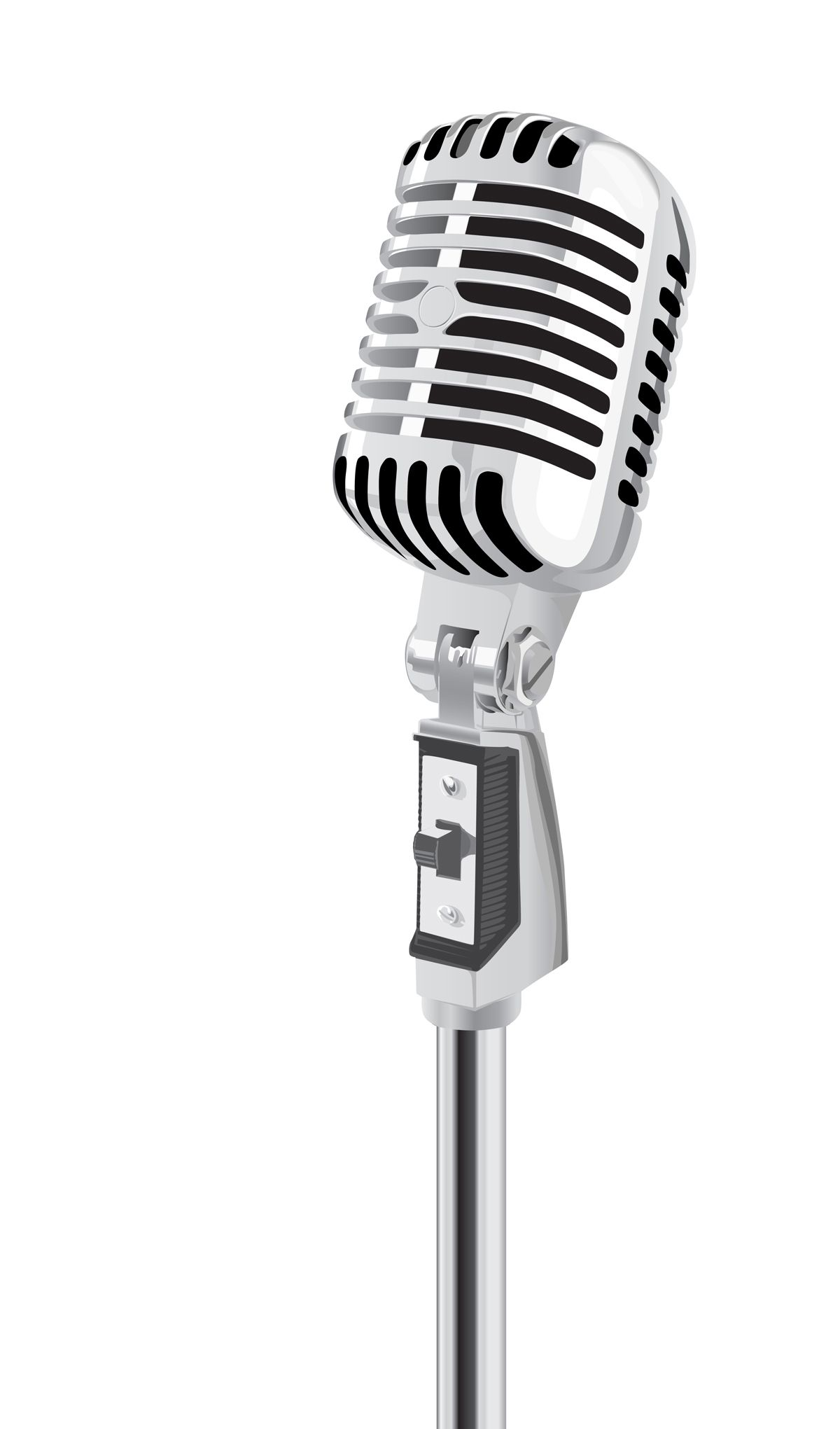 Microphone Old Fashioned Mic Clipart Old Microphone Microphone Vintage Microphone