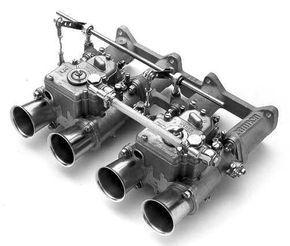 Guia Completa Para La Puesta A Punto De Carburadores Weber Mikuni Dellorto Solex Mecanico De Autos Motor De Auto Curso De Mecanica Automotriz